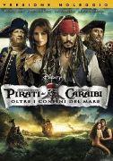 Cover-Bild zu Marshall, Rob (Reg.): Pirati dei Caraibi 4 - Oltre i confini del mare