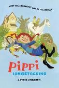 Cover-Bild zu Lindgren, Astrid: Pippi Longstocking (eBook)