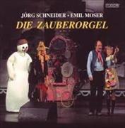 Cover-Bild zu Die Zauberorgel von Schneider, Jörg