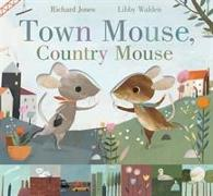 Cover-Bild zu Walden, Libby: Town Mouse, Country Mouse