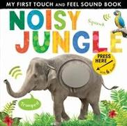 Cover-Bild zu Walden, Libby: Noisy Jungle