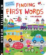 Cover-Bild zu Walden, Libby: Finding First Words and More!