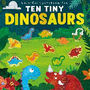 Cover-Bild zu Walden, Libby: Ten Tiny Dinosaurs