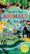 Cover-Bild zu Walden, Libby: Search and Find Animals