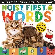 Cover-Bild zu Walden, Libby: Noisy First Words