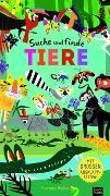 Cover-Bild zu Walden, Libby: Suche und finde Tiere