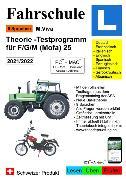 Cover-Bild zu Fahrschule L 2021/2022 Theroie-Testprogramm 25 F/G/M (Mofa)