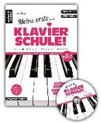 Cover-Bild zu Rupp, Jens: Meine erste Klavierschule inkl. Audio-CD!