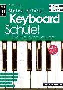 Cover-Bild zu Rupp, Jens: Meine dritte Keyboardschule!