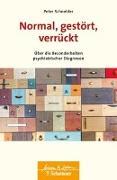 Cover-Bild zu Normal, gestört, verrückt von Schneider, Peter