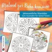 Cover-Bild zu Jahreszeitliche Mandalas zum Ausmalen für Senioren und Seniorinnen