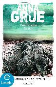 Cover-Bild zu Das falsche Gesicht (eBook) von Grue, Anna