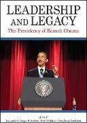 Cover-Bild zu Lansford, Tom (Hrsg.): Leadership and Legacy (eBook)