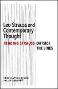 Cover-Bild zu Bernstein, Jeffrey A. (Hrsg.): Leo Strauss and Contemporary Thought (eBook)
