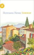 Cover-Bild zu Hesse, Hermann: Sommer