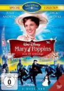 Cover-Bild zu Mary Poppins - 45th Anniversary Edition von Stevenson, Robert (Reg.)