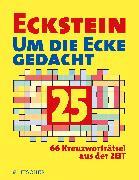 Cover-Bild zu Eckstein - Um die Ecke gedacht 25