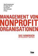 Cover-Bild zu Krummenacher, Jürg (Hrsg.): Management von Nonprofit-Organisationen