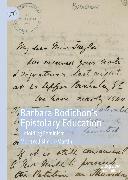 Cover-Bild zu Simon-Martin, Meritxell: Barbara Bodichon's Epistolary Education (eBook)