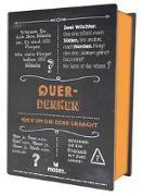 Cover-Bild zu Simon, Martin: Quiz-Box Querdenken