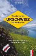 Cover-Bild zu Wanderregion Urschweiz Nidwalden - Uri von Herger, Erich