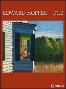Cover-Bild zu Hopper, Edward: Edward Hopper 2022 - Kunst-Kalender - Poster-Kalender - 48x64
