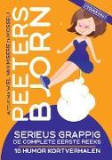 Cover-Bild zu Peeters, Bjorn: Serieus Grappig: De Complete Eerste Reeks (eBook)