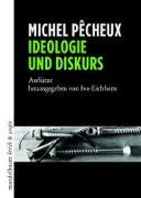 Cover-Bild zu Pêcheux, Michel: Ideologie und Diskurs