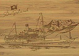 Cover-Bild zu 27818 Bambus Switzerland Schiff GVA_Riviera104