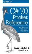 Cover-Bild zu Albahari, Joseph: C# 7.0 Pocket Reference