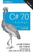 Cover-Bild zu Albahari, Ben: C# 7.0 - kurz & gut (eBook)