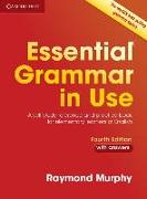 Cover-Bild zu Essential Grammar in Use with Answers von Murphy, Raymond (Illustr.)