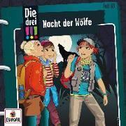 Cover-Bild zu Die drei !!! 69: Nacht der Wölfe
