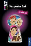 Cover-Bild zu Sol, Mira: Die drei !!! Das geheime Buch