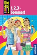 Cover-Bild zu Sol, Mira: Die drei !!!, 1,2,3 Sommer! (drei Ausrufezeichen) (eBook)