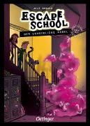 Cover-Bild zu Ambach, Jule: Escape School. Der unheimliche Nebel
