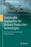 Cover-Bild zu Srivastava, Neha (Hrsg.): Sustainable Approaches for Biofuels Production Technologies