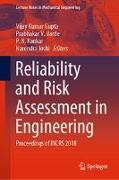 Cover-Bild zu Gupta, Vijay Kumar (Hrsg.): Reliability and Risk Assessment in Engineering: Proceedings of Incrs 2018