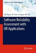 Cover-Bild zu Kapur, P. K.: Software Reliability Assessment with OR Applications