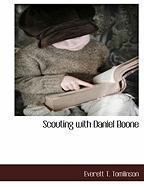 Cover-Bild zu Tomlinson, Everett T.: Scouting with Daniel Boone