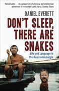 Cover-Bild zu Everett, Daniel: Don't Sleep, There are Snakes