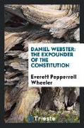 Cover-Bild zu Wheeler, Everett Pepperrell: Daniel Webster