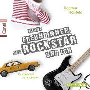 Cover-Bild zu Meine Freundinnen, der Rockstar und ich von Hoßfeld, Dagmar