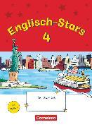 Cover-Bild zu Englisch-Stars, Allgemeine Ausgabe, 4. Schuljahr, Übungsheft, Mit Lösungen