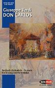Cover-Bild zu Verdi, Giuseppe (Komponist): Don Carlos
