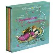 Cover-Bild zu Brüder, Grimm: Märchen-Klassik für kleine Hörer - 3er-Set Nr. 3
