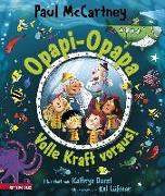 Cover-Bild zu Opapi-Opapa - Volle Kraft voraus! (Opapi-Opapa, Bd. 2) von McCartney, Paul