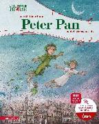 Cover-Bild zu Peter Pan (Weltliteratur und Musik mit CD) von Albrecht, Henrik