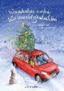 Cover-Bild zu Wunderbar wahre Weihnachtsgeschichten von Rettich, Margret
