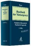 Cover-Bild zu Fezer, Karl-Heinz (Hrsg.): Handbuch der Markenpraxis
